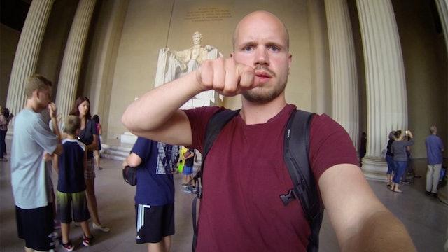 Episode 3 - Jarkko Does Washington D.C.