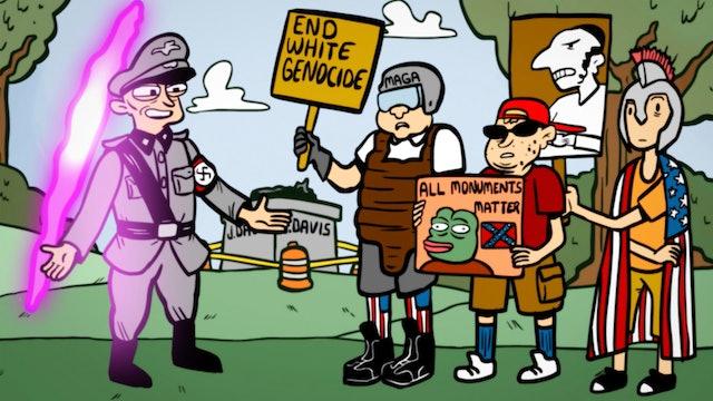 Episode 6 - Take Me to Your Nazis