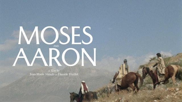 Moses and Aron