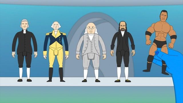 Episode 6 - Founding Fathers