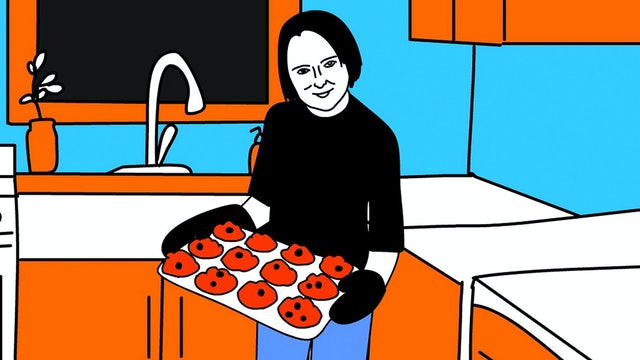 Episode 7 – Sarah Vowell: MAGA and Muffins