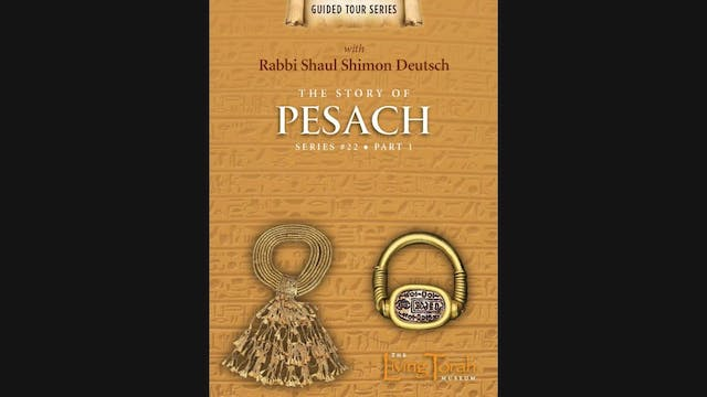 PESACH PART. 1