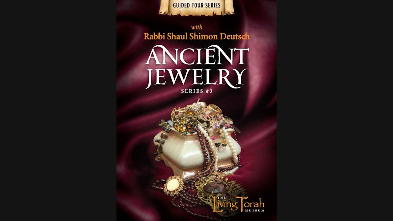 Guided Tour #3 - Ancient Jewelry