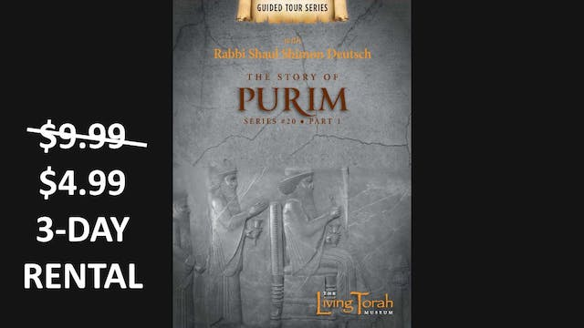The Story of Purim - Vol. 1