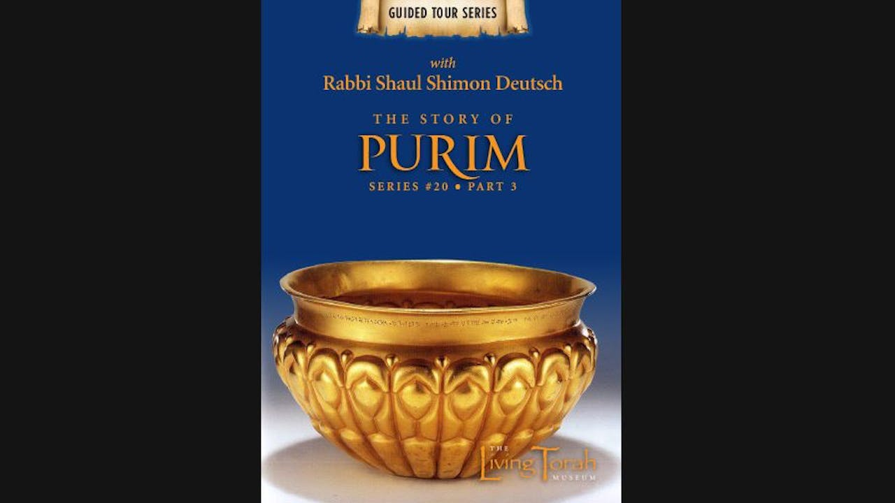The Story of Purim - Vol. 3