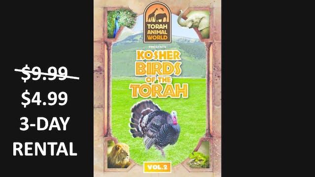 Kosher Birds of the Torah Vol. 2