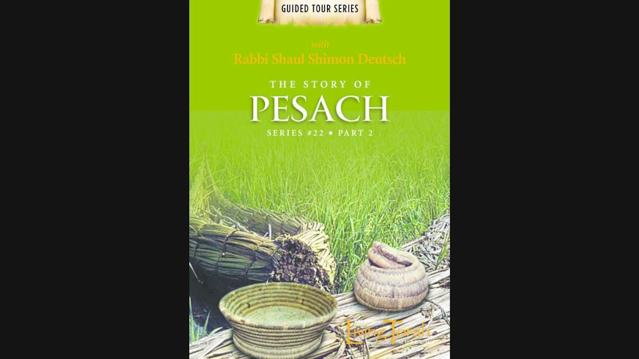 The Story of Pesach - Vol. 2