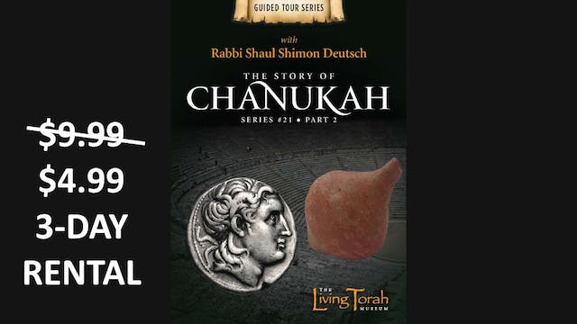 The Story of Chanukah - Vol. 2