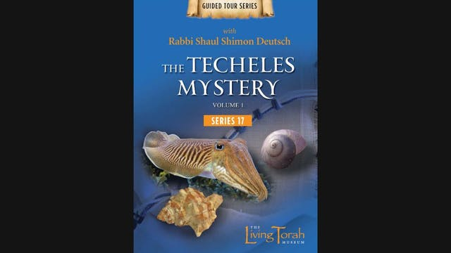 The Techeles Mystery Vol. 1