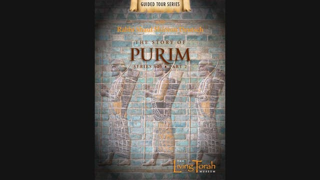 The Story of Purim - Vol. 2