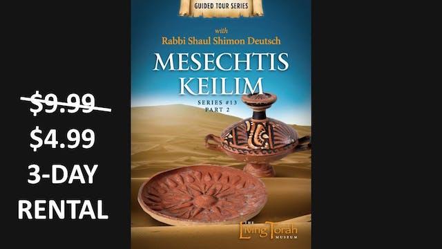 Mesechtis Kelim - Vol. 2