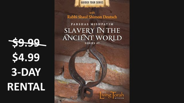 Guided Tour #7 - Slavery in the Ancient world