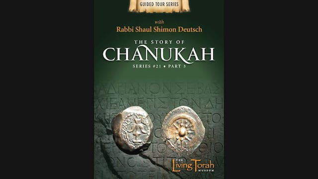 The Story of Chanukah - Vol. 3