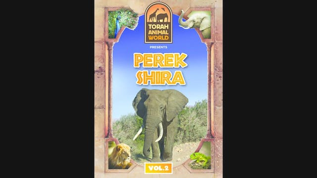Perek Shira Vol. 2