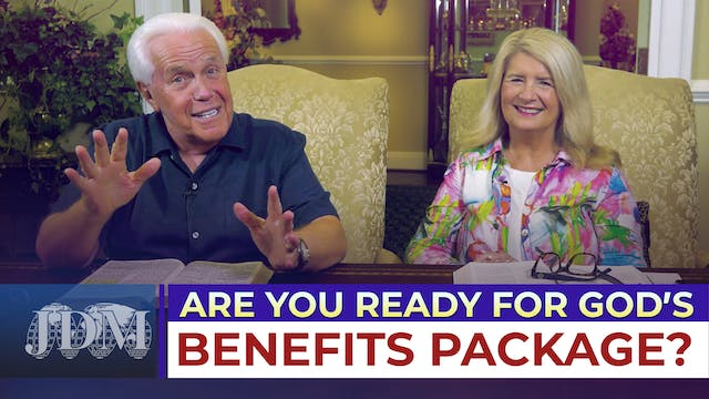 Are You Ready For God's Benefits Pack...