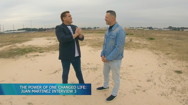 The Power of One Changed Life, Extras 3