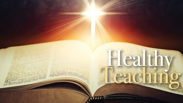 Healthy Teaching