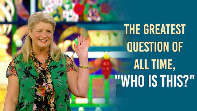 """The Greatest Question of All Time, """"Who is This?"""""""