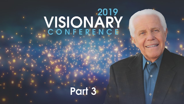 Friday Night - 2019 Visionary Conference