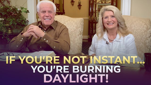 If You're Not Instant…You're Burning ...
