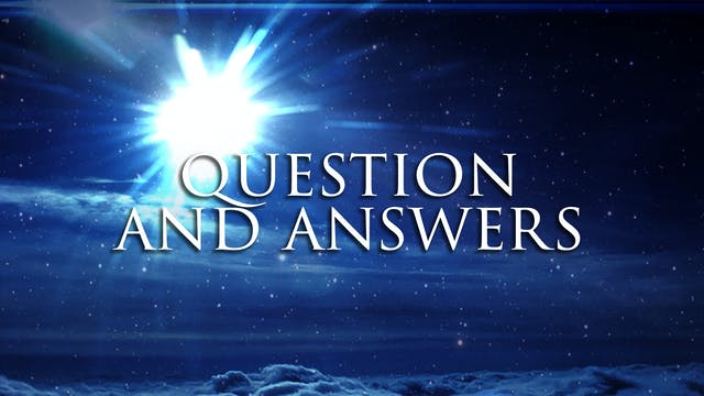 Heaven - Questions and Answers