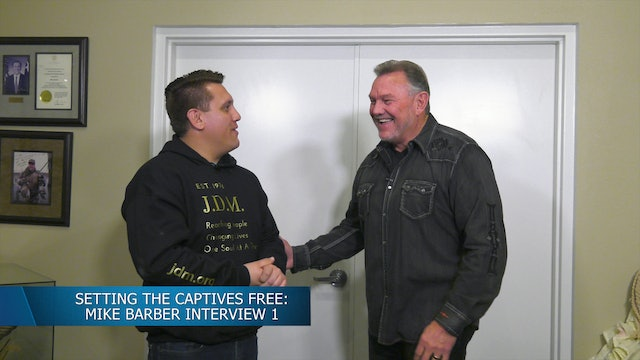 Prison Outreach: Setting The Captives Free, Extras 1