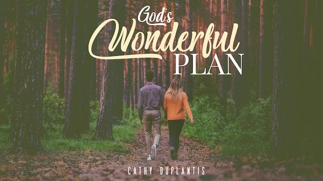 God's Wonderful Plan