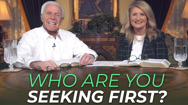 Who Are You Seeking First?