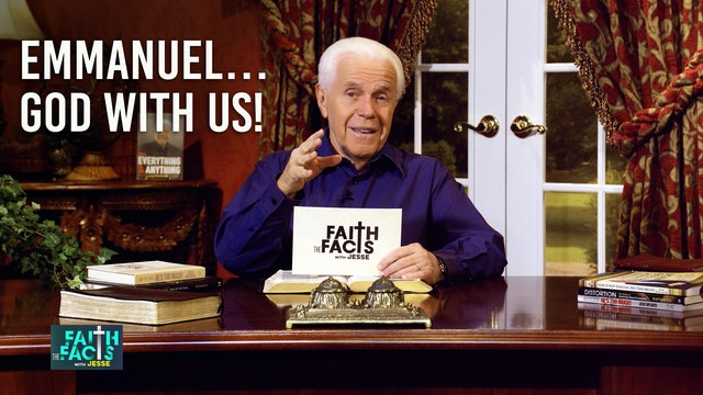 Emmanuel…God With Us!