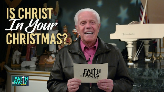 Is Christ In Your Christmas?