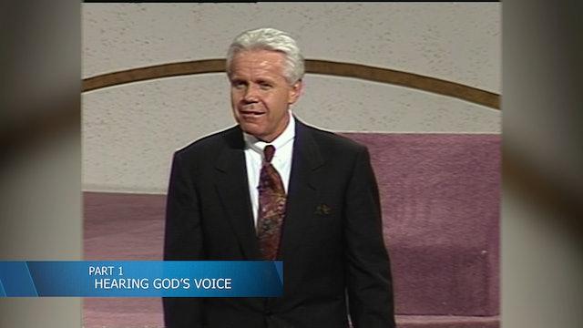 Hearing God's Voice, Part 1