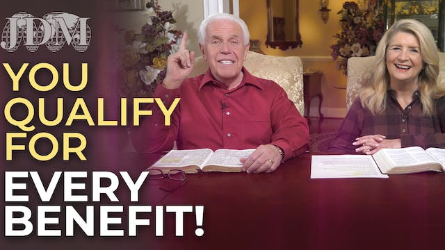 You Qualify For Every Benefit!