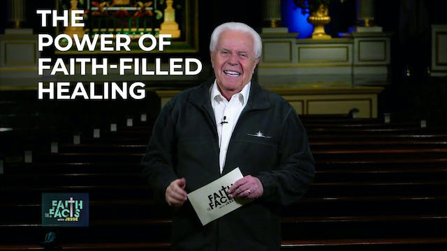 The Power of Faith-Filled Healing