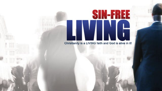 Sin-Free Living