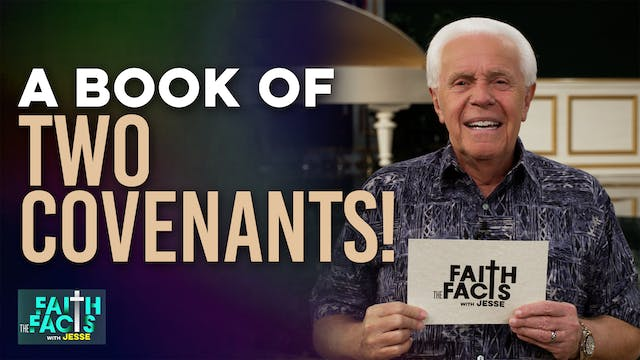 A Book Of Two Covenants!