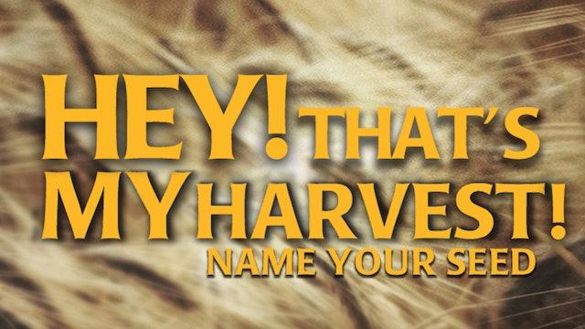Hey! That's My Harvest!