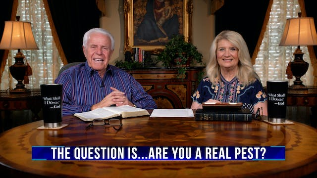 The Question Is... Are You A Real Pest?