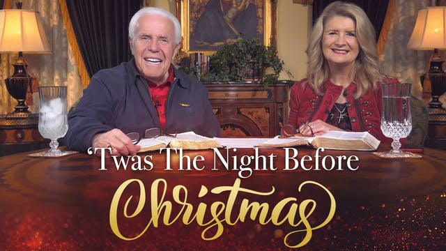 'Twas The Night Before Christmas…