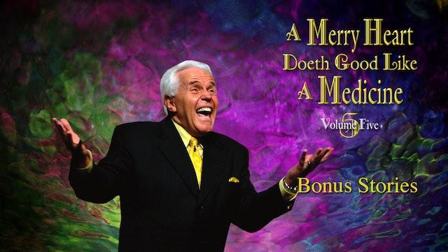 A Merry Heart, Vol. 5 - Bonus Stories