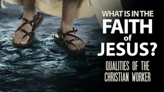 What Is in the Faith of Jesus? Qualit...