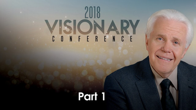 Thursday Night -  2018 Visionary Conference