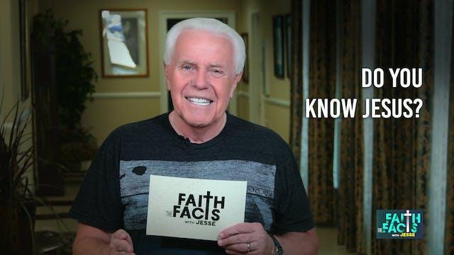 Do You Know Jesus?