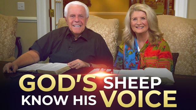 God's Sheep Know His Voice