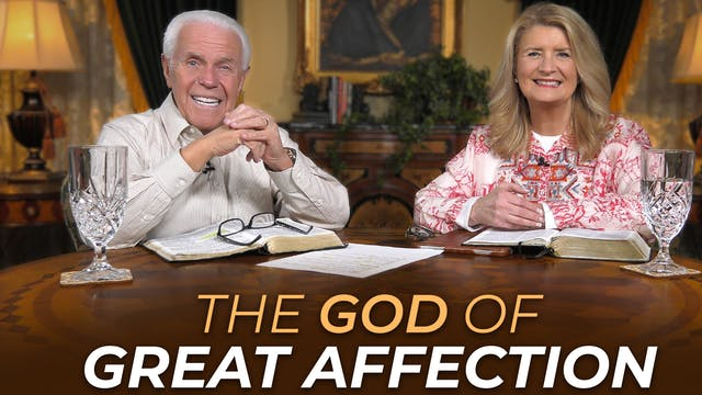 The God Of Great Affection