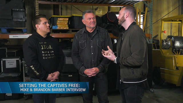 Prison Outreach: Setting The Captives Free, Extras 3