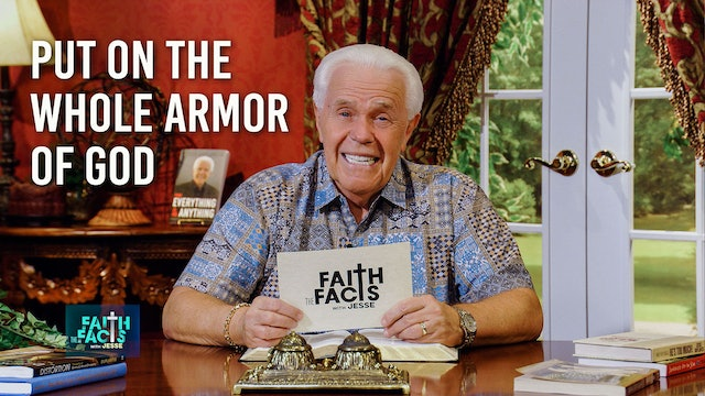 Put On The WHOLE Armor of God!