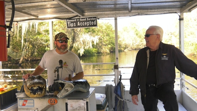 Hanging with Jesse: Swamp Tour