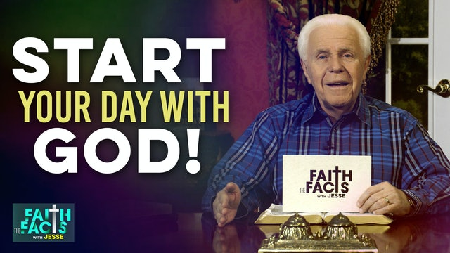 Start Your Day With God!