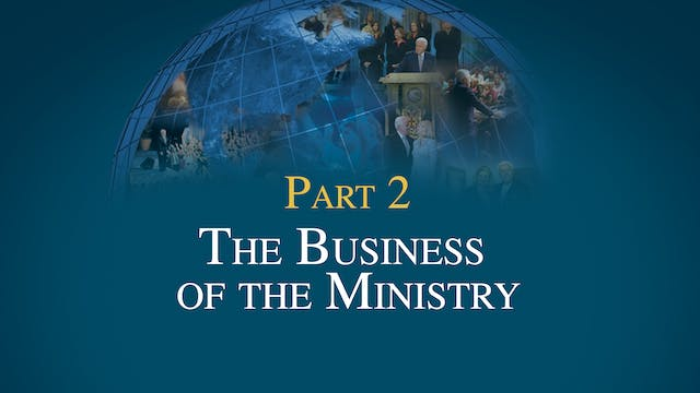 3 Essentials of Ministry, Part 2 - Th...