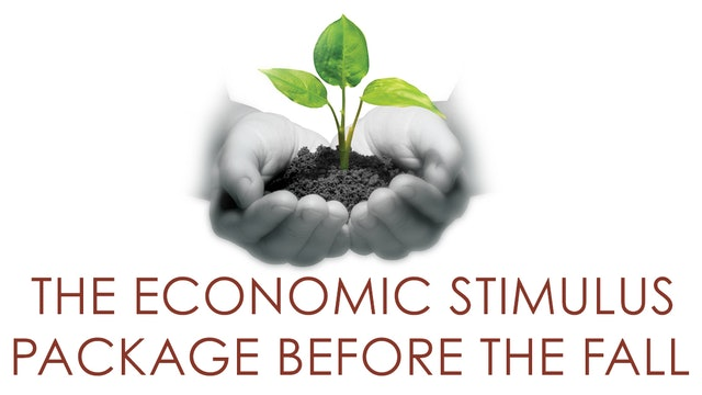 The Economic Stimulus Package Before the Fall